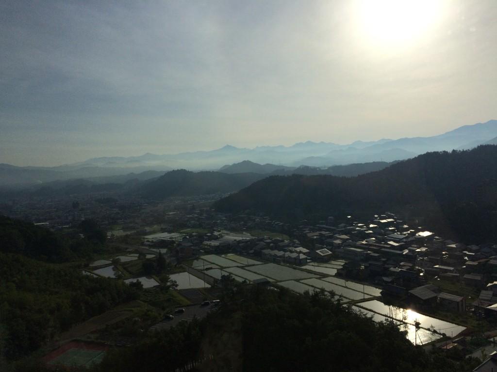 Peaceful area of Takayama, Gifu Prefecture