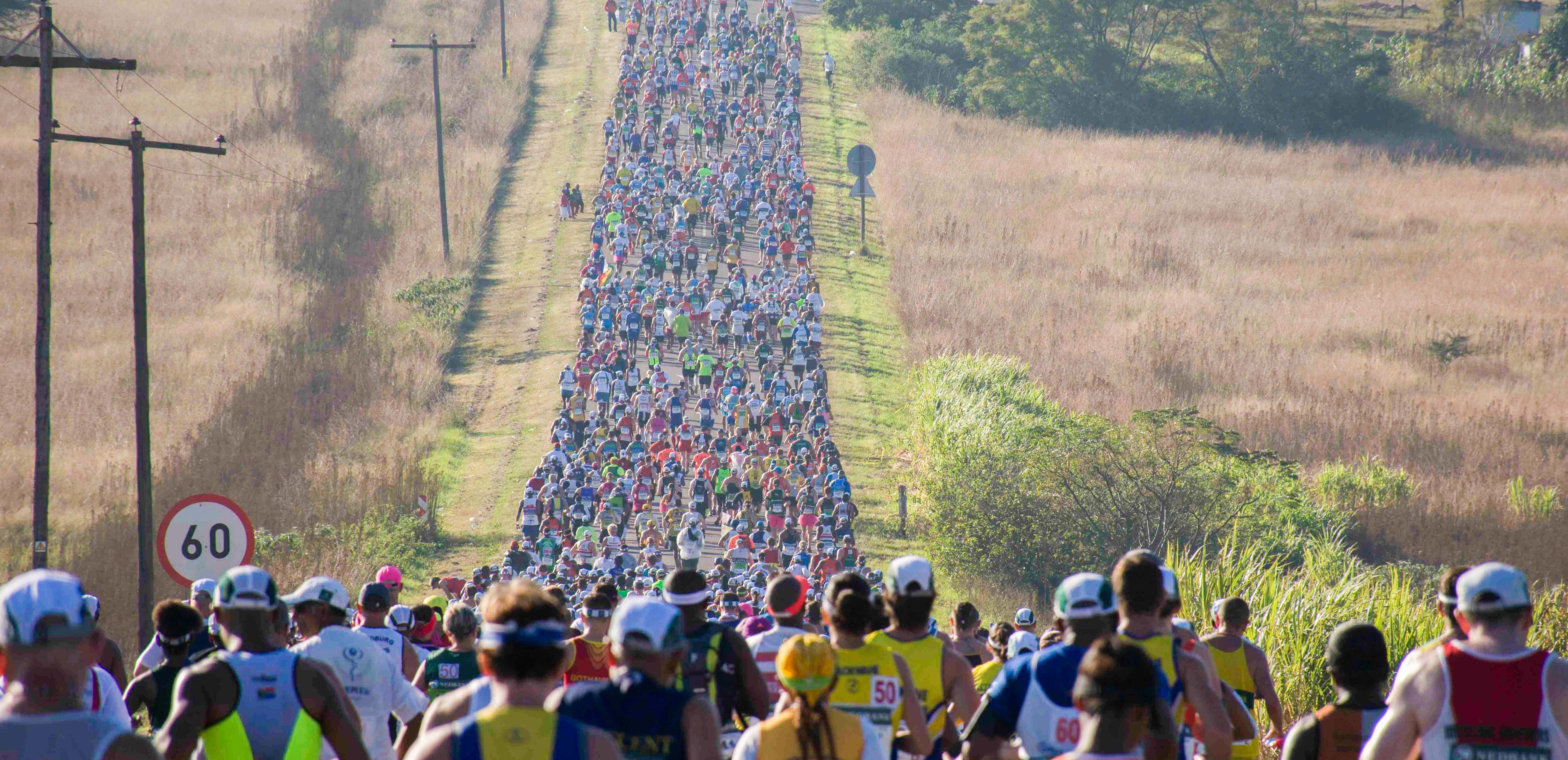 Comrades Marathon 2017 by Nick C.