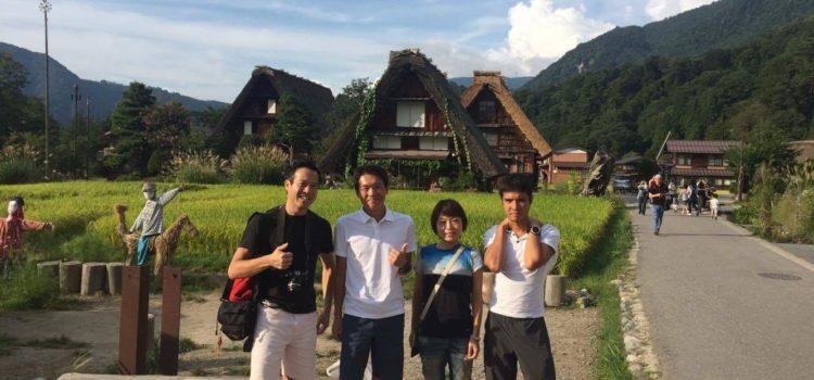 Hakusan Shirakawago 2017 – Ultra marathon – Derek's report